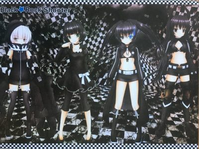 Manga - Black Rock Shooter 4