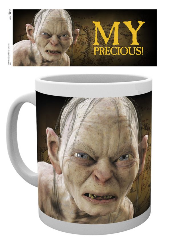 Lord of the Rings - Gollum - Mugg