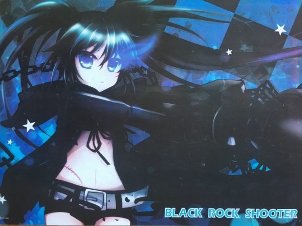 Manga - Black Rock Shooter 3