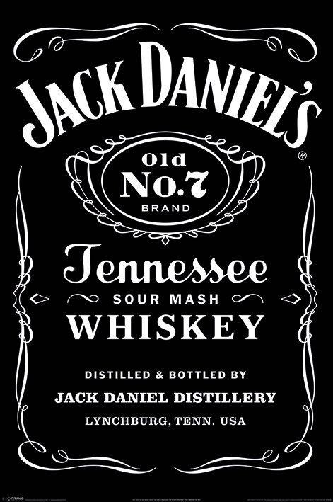 Jack Daniel´s - Label