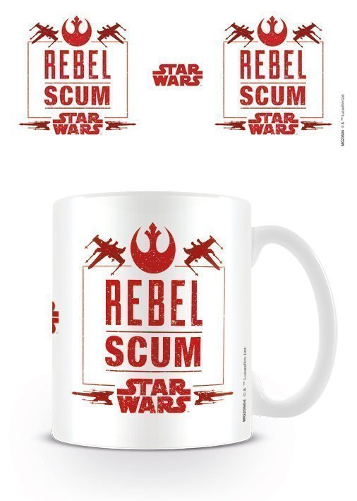 Star Wars - Rebel Scum - Mugg