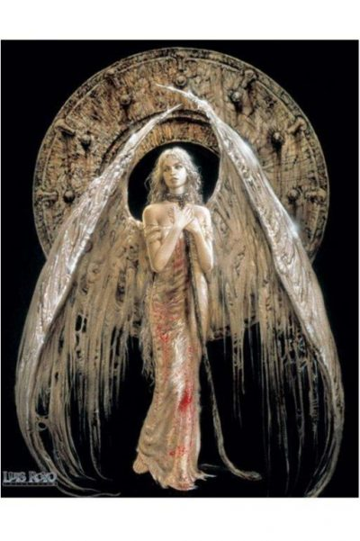 Luis Royo - White angel