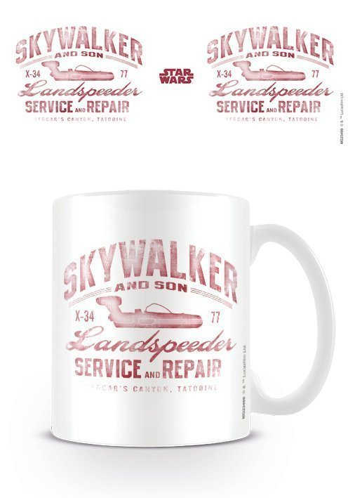 Star Wars - Skywalker and Sons - Mugg