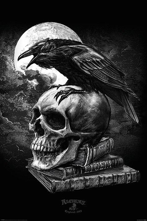 Alchemy - Poe's Raven - Korp