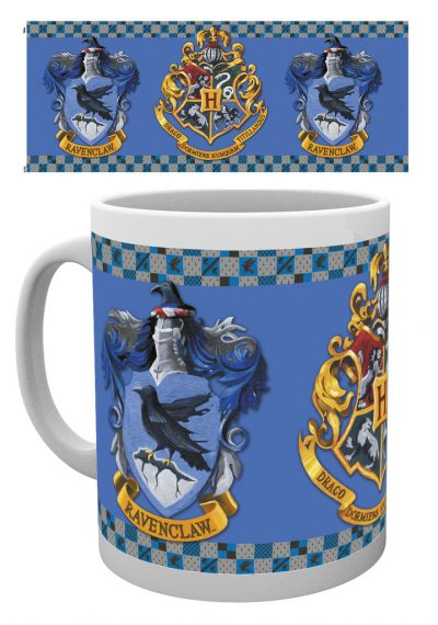 Harry Potter - Ravenclaw - Mugg