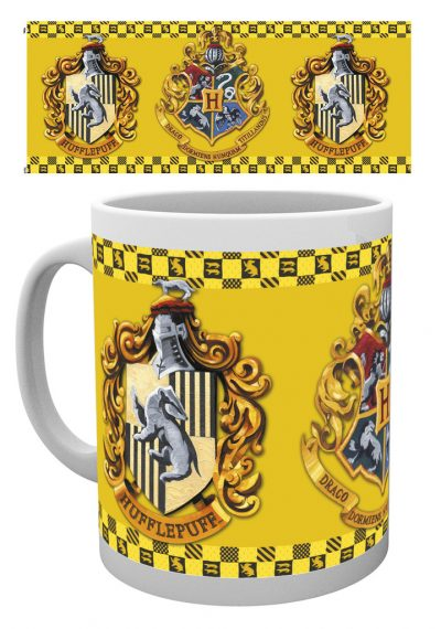Harry Potter - Hufflepuff - Mugg