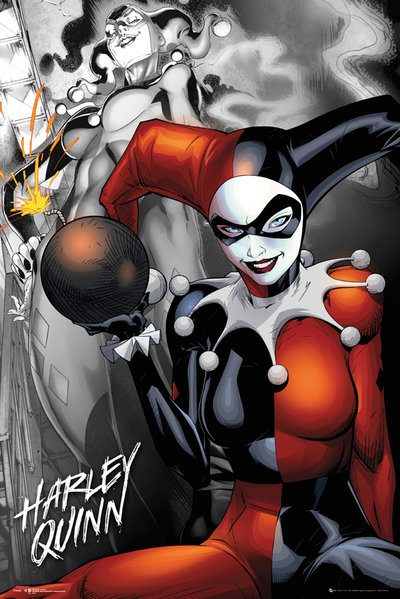 DC Comics - Harley Quinn The Bomb