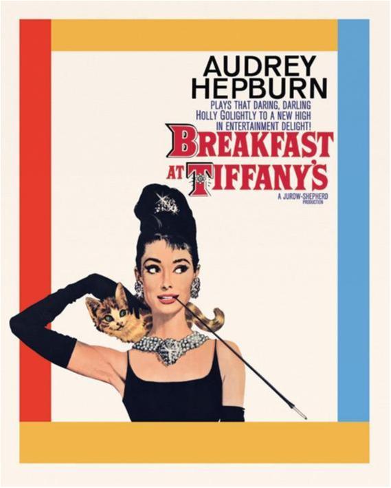 Audrey Hepburn - Breakfast at Tiffanys
