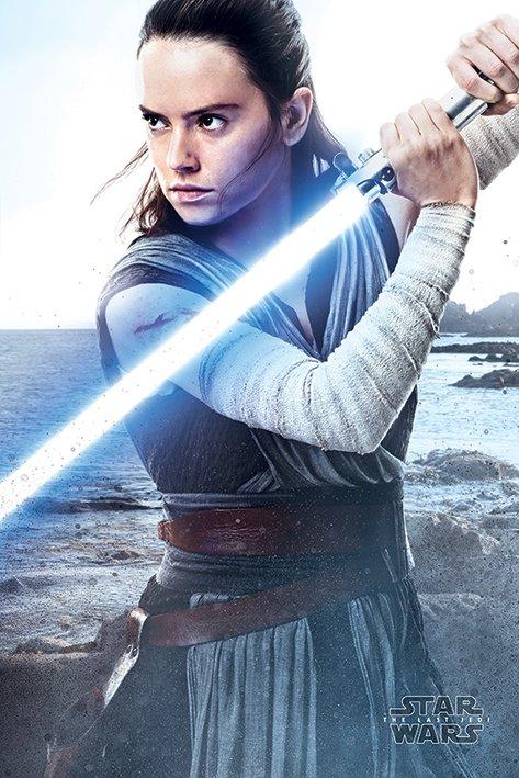 Star Wars - The Last Jedi - Rey Engage