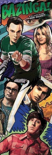 The Big Bang Theory - Comic