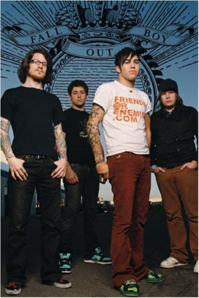 Fall Out Boy - Standing