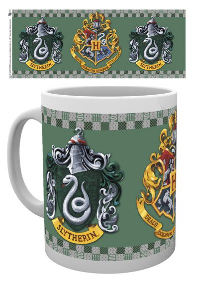 Harry Potter - Slytherin - Mugg