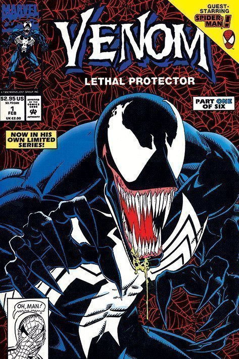 Venom - Lethal Protector Part 1 - Marvel