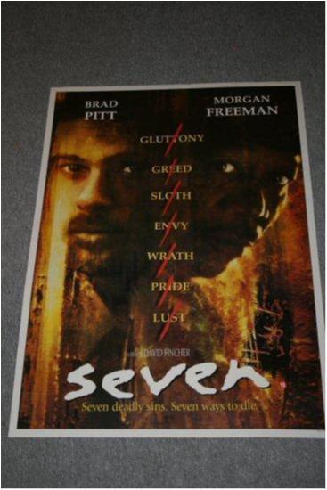 Seven - One Sheet