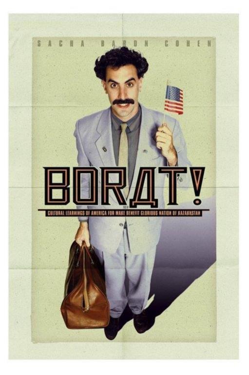 Borat - Movie - Michael Cohen