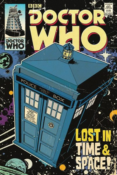 Doctor Who - Lost in Time & Space