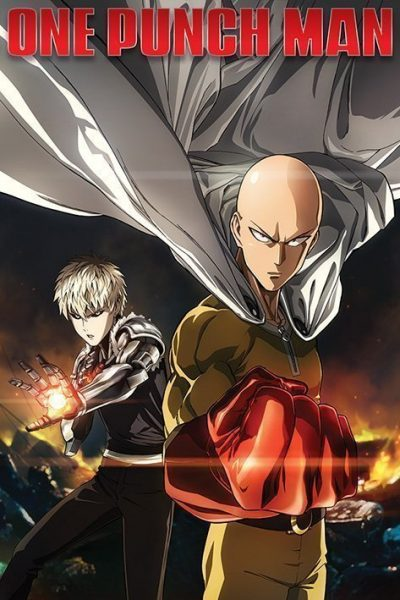 One Punch Man - Destruction