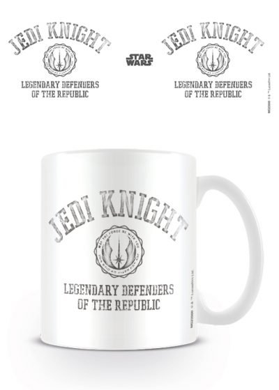Star Wars - Jedi Knight - Mugg