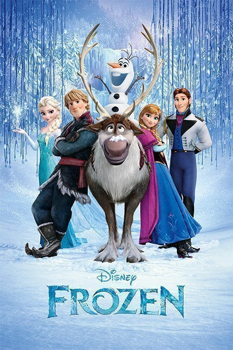 Frozen - Cast - Disney
