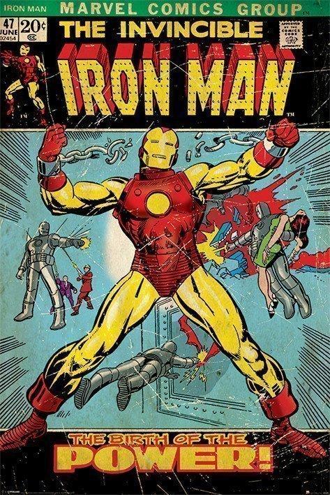 Iron Man - Birth of Power