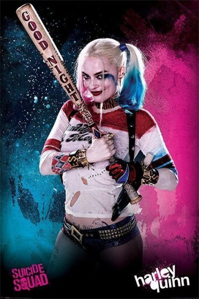Suicide Squad - Harley Quinn Good Night Bat