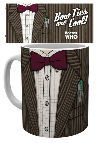 Doctor Who - 11th Doctor Costume - Mugg