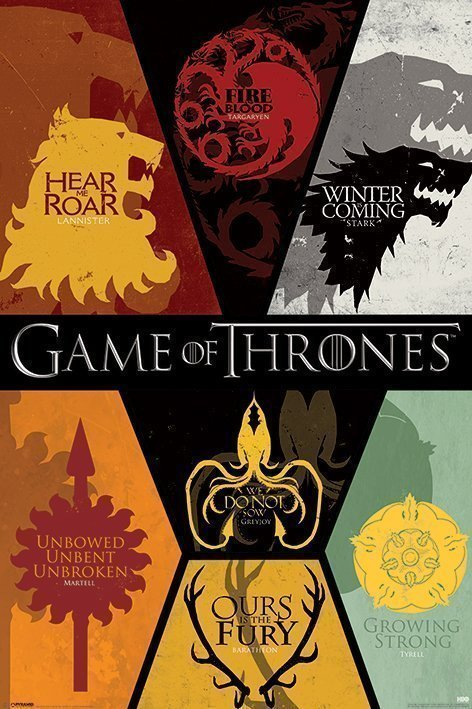 Game of Thrones - Sigils