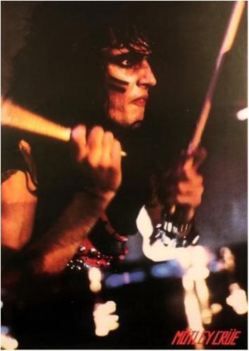 Mötley Crüe - Motley Crue - Tommy Lee - Drums