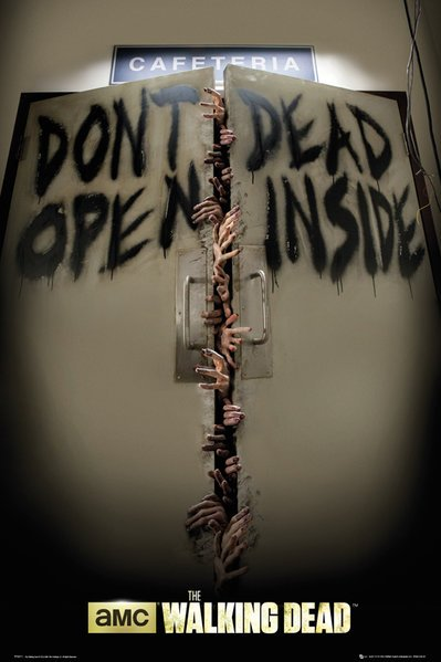 The Walking Dead - Keep Out