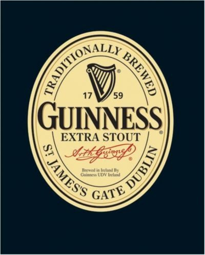 Guinness - Label
