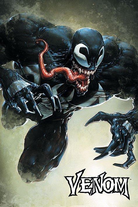 Venom - Leap - Marvel