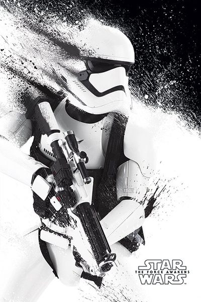 Star Wars - Stormtrooper paint