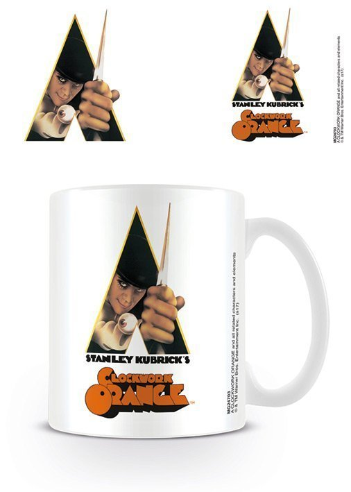 A Clockwork Orange - Dagger - Mugg