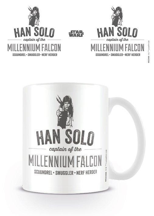 Star Wars - Han Solo - Mugg
