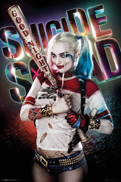 Suicide Squad - Harley Quinn Good Night
