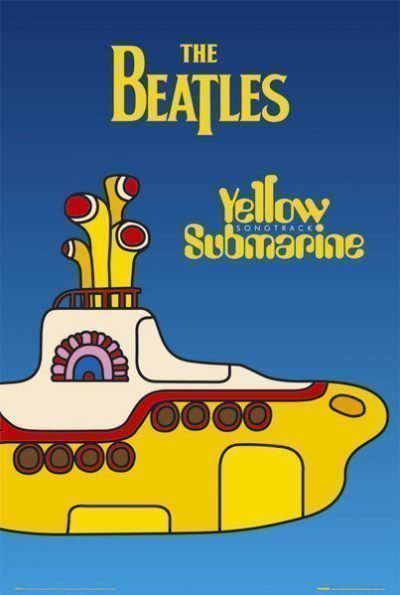 The Beatles - Yellow Submarine Cover