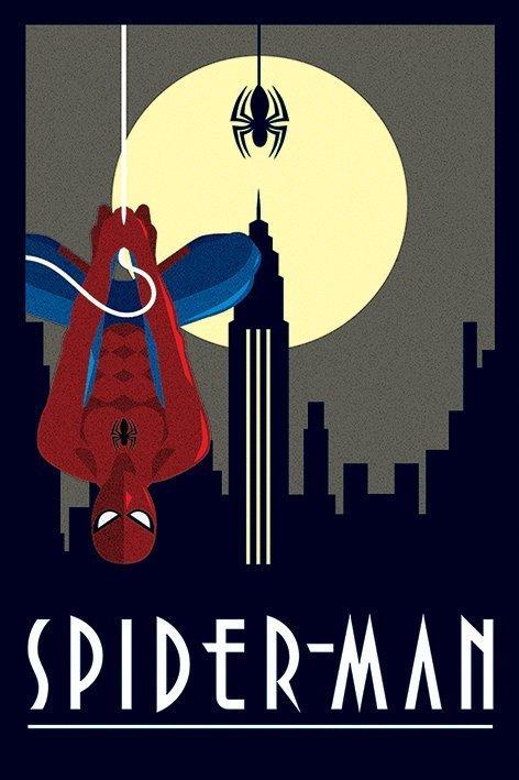 Spiderman - Hanging