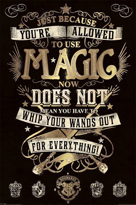 Harry Potter - Magic