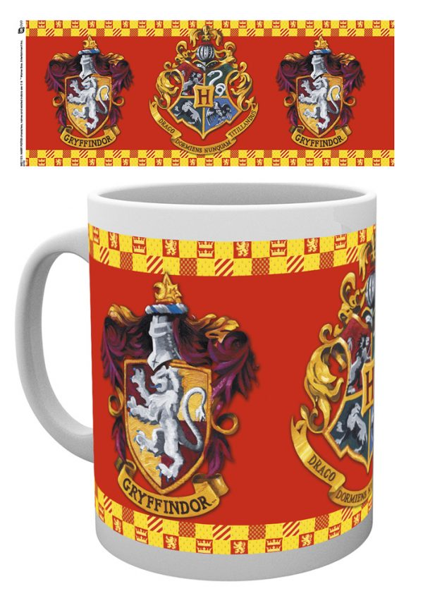 Harry Potter - Gryffindor - Mugg