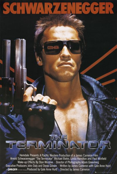 The Terminator - One Sheet