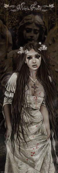 Victoria Frances - Anatheme