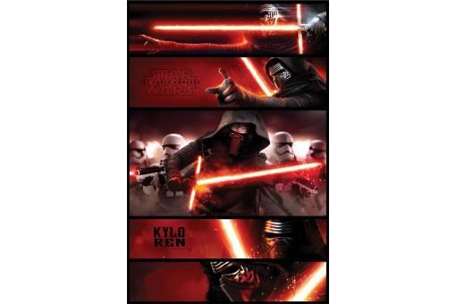 Star Wars - Kylo Ren Panels