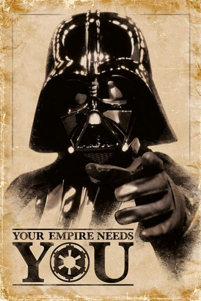 Star Wars - Your Empire Needs You - ver 2