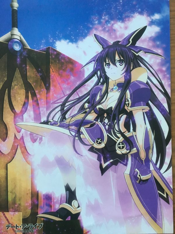 Manga - Date A Live Warrior
