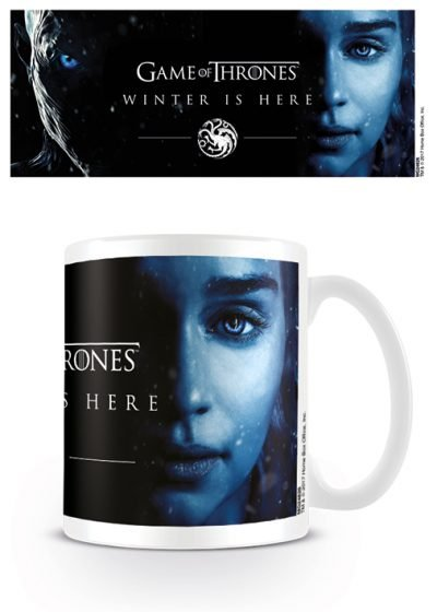 Game of Thrones - Winter Is Here - (Daenerys) - Mugg