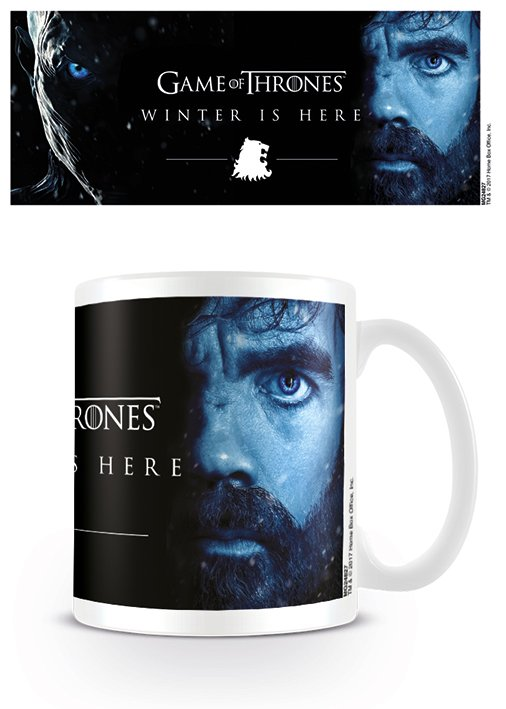 Game of Thrones - Winter Is Here - (Tyrion) - Mugg