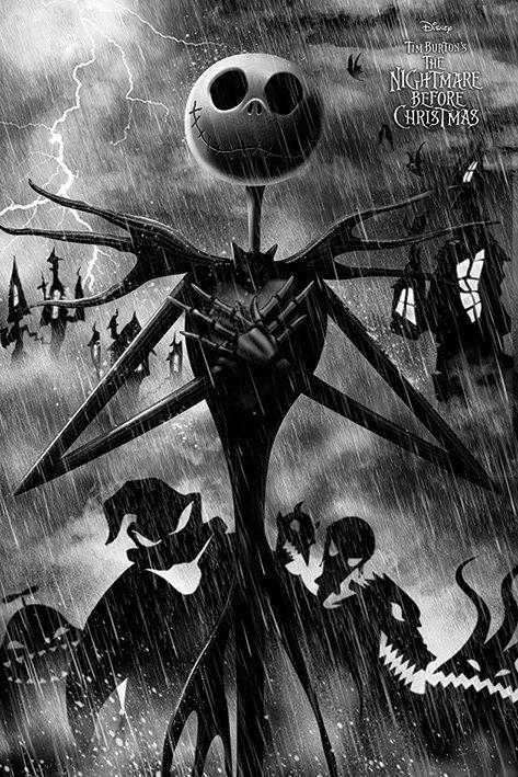 Nightmare Before Christmas - Storm