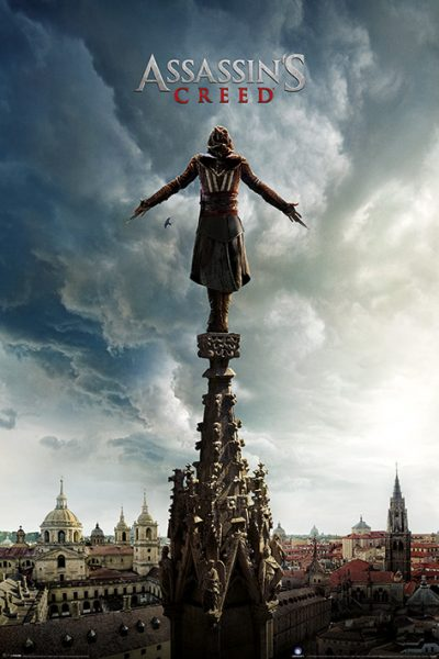 Assassin's Creed Movie - Spire Teaser