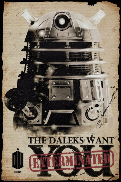 Doctor Who - Daleks Want You