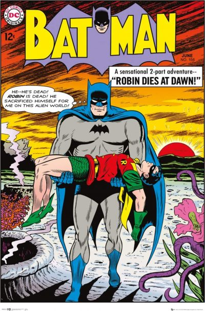 Batman - Robin Dies at Dawn